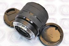 Lente Sigma 50mm f/2.8 macro para Sony - 12 meses de garantía
