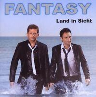 """FANTASY """"LAND IN SICHT"""" CD SCHLAGER NEU"""