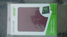 Acer Iconia Tab A500 SERIES Bumper Case -full kit -Brand New