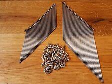 Spokes Zundapp KS500, K500, K800 Zivil Stainless Steel 72 Pieces with Nipples
