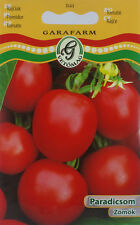 Hungarian Tomato seeds Zomok Magyar Paradicsom approx. 100 seeds