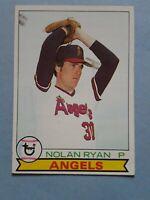 1979 Topps Nolan Ryan #115  California Angels Baseball Card