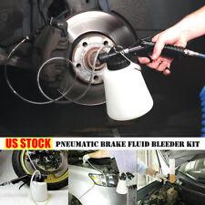 1.75L Car Brake Oil Fluid Bleeder Vacuum Pump Bleeding Change Replaces Tool Kit