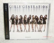 Girls' Generation Genie Taiwan CD only Ver. (Japanese)