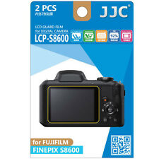 JJC LCP-S8600 Ultra hard polycarbonate LCD Film Screen Protector For fuji S8600