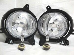 Driving Fog Light Lamps w/2 Light Bulbs One Pair Fit 2003-2006 Sorento