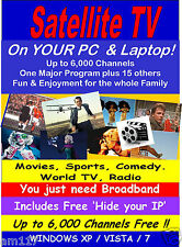 Watch International TV Free Broadband Satellite Worldwide Films Sport News Best