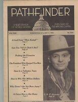 Pathfinder Magazine May 11 1940 Adolf Hitler Harold Stassen