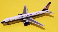 Dragon Wings 1:400 North American 757-200 Bush Cheney 2000 N750NA