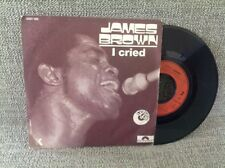 FRENCH SP JAMES BROWN -  I Cried - POLYDOR 2001189