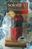 Solofill V1 Cup Gold for Keurig Vue Brewer System V500 V600 V700 V1200  V1255