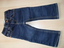 JEANS trousers BABY GIRL 18-24m bootcut stretch. EST.89