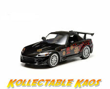 1:43 Greenlight - Fast & Furious (2001) - 2000 Honda S2000 Black