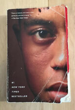 Tiger Woods Biography by Benedict and Keteyian Paperback Book
