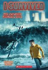 I Survived the Japanese Tsunami 2011 No. 8 by Lauren Tarshis (2013, Paperback)