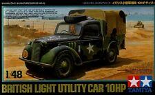 Tamiya 1/48 British Light Utility Car 10hp Tilly # 32562#