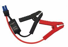 PowerAll 12V Jump Starter Cables + Reverse Polarity Protection + Spark Proof