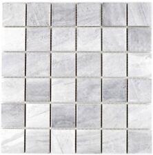 Keramikmosaik dunkelgrau Fliesenspiegel Dusche Küche Wand WC 16-0211 | 10 Matten
