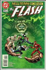 Flash #129 Sept 1997 Rogues Gallery & JLA Appearance Hell To Pay Conclusion NM