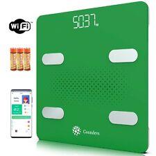 Bilancia Digitale WIFI Pesapersone Impedenziometrica Smart con App   BMI