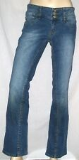 Jeans taille basse couture tournante  JSFN DENIM  Taille 40