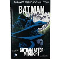 DC Comics Batman GOTHAM AFTER MIDNIGHT Hardback Graphic Novel Collection
