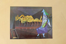 """RARE! PICASSO LITHOGRAPH! """"NUDE WITH MUSICIAN"""" 1942 MODERN ART MID CENTURY PABLO"""