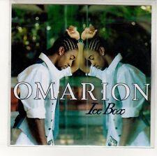 (EN335) Omarion, Ice Box - 2006 DJ CD