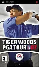 Tiger Woods PGA Tour 07 (PSP) PEGI: Rating: Ages 3 and over New Factory Sealed