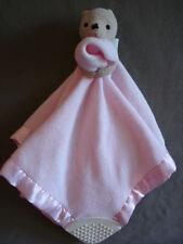 N59 Infant Baby Nursery Home Decor Disney Classic Pooh Security Blanket Bear
