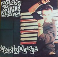 Adam And The Ants - Car Trouble. Made in the UK. DO IT Label. M- / M-