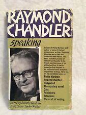 Raymond Chandler Speaking - Uncorrected Proof - 1962 Hamish Hamilton - Rare