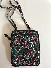VERA BRADLEY Disney Medallion Mickey Mini Hipster NWT Crossbody Handbag Bag