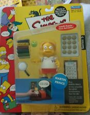 The Simpsons 'Martin Prince' World of Springfield- Series 5- Interactive Figure