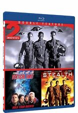 stealth/vertical limit blu ray