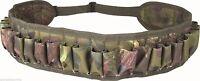 Jack Pyke Closed Loop Pocket Shotgun Cartridge Shell Belt fits 12g 16 & 20 bore
