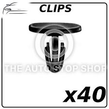 Remaches 6,7mm Enchufe Tapa aislante CLIPS Renault Master - ZOE 1231 40pk