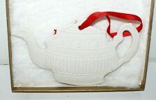 Neoclassical Teapot Collectible Ornament - The Metropolitan Museum of Art