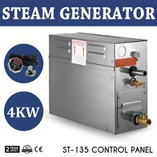 4kw dampferzeuger aesthetic design 50/60hz home spa dampfgenerator dampfgerät