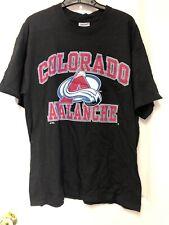 Vintage CCM Colorado Avalanche NHL Hockey Stitched Jersey Men Size Large LG