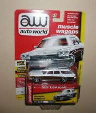auto world muscle wagons 1975 buick estate wagon,version b,only 4,800 produced