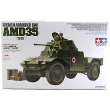 Tamiya AMD35 coche blindado francés (escala 1:35) 32411 Modelo Kit Nuevo