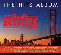 The Hits Album The Soft Rock Album 4 CD Thin Lizzy Lynyrd Skynyrd Phil Collins +