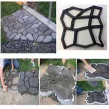 Stone Paving Mold Concrete Mould Paver for Easy Unique Beauty Garden Patway