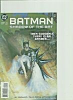 Batman Shadow of the Bat  Lot of 5 issues #64-68  DC Comics