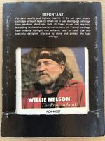 8 Track Music Stereo Tape Cartridge by Willie Nelson - The Promiseland FCA 40327