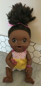 2012 African American Baby Alive Real Surprises Doll Interactive