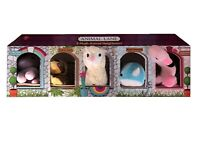 Animal Lane Centre Pack of 5 Soft Plush animal Neighbours Toys Cuddly Set