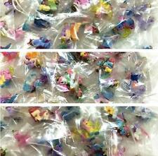 30pcs/lot my Little pony 3CM Kids Animal Dolls Butterfly Unicorn Mixed Styles