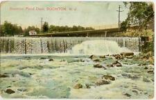 c1910 Boonton New Jersey Pond Dam
